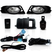 Kit Farol de Milha New Civic 2009 a 2011