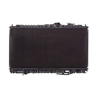 Radiador-Galant-1999-a-2002-Motor-2.4-L4-c--e-s--Ar-Condicionado---Automatico-e-Mecanico