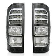 Lanterna-Hilux-Pickup-c-Led-2005-a-2011-Sport-Black-Traseira---Jogo-Completo