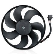 Eletroventilador-do-Radiador-Polo-2007-a-2011-Motor-1.6-c-Ar---Motor---Helice--Modelo-2-Eletros-
