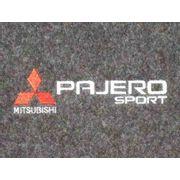 Jogo-de-Tapete-Carpete-Pajero-Sport-1998-a-2012-Preto---5-Pecas--Personalizado-