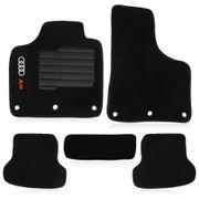 Jogo-de-Tapete-Carpete-Audi-A3-2011-a-2012-Sportback-Preto---5-Pecas--Personalizado-